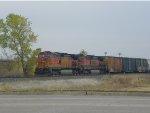 BNSF C44-9Ws 5163 & 1094