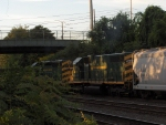 RBMN 3053 leads the Reading Turn