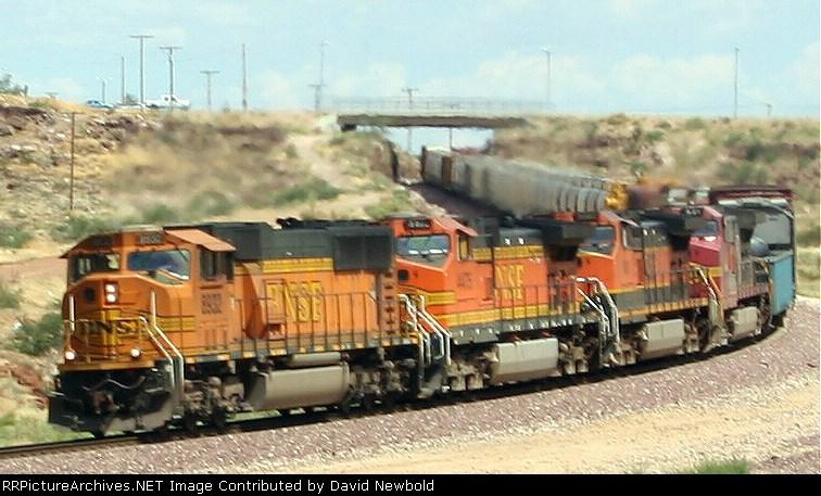 BNSF 8982
