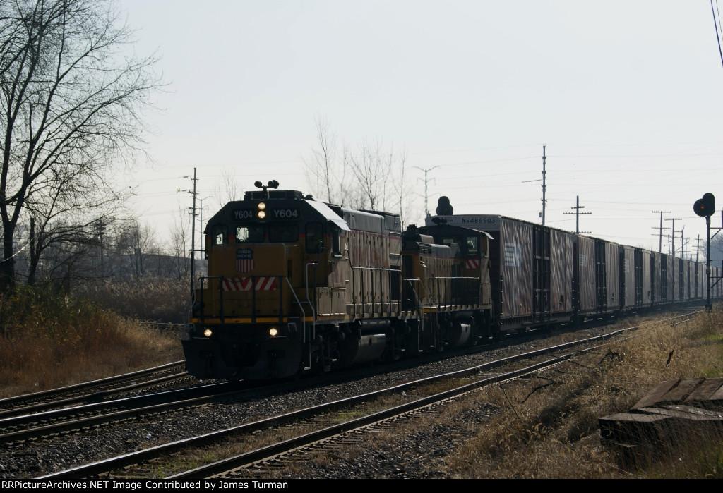 UPY 604