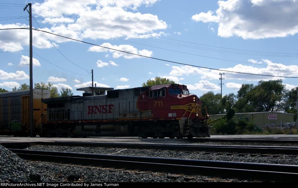 BNSF 711