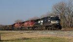 NS 9892 & CP 8634