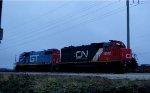 IC 9572, & GTW 4921