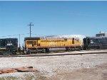 NREX 2491 EX UP & NREX 3505 & 3513 EX Southern awaiting export at Texas Terminals