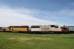 CP Work Train Power
