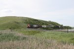 Eastbound Mixed Freight on the CP's Portal Sub