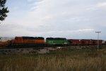 Ballast Train for the New Crude Oil Loading Facility