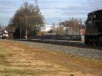 NS train 212 (NS 9040) meets train 213 (NS 8997)