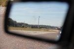 Reflective shot experiment