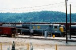SBD 2715 at West Knoxville yard