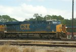 CSX 862 and 949 in Wildwood, FL