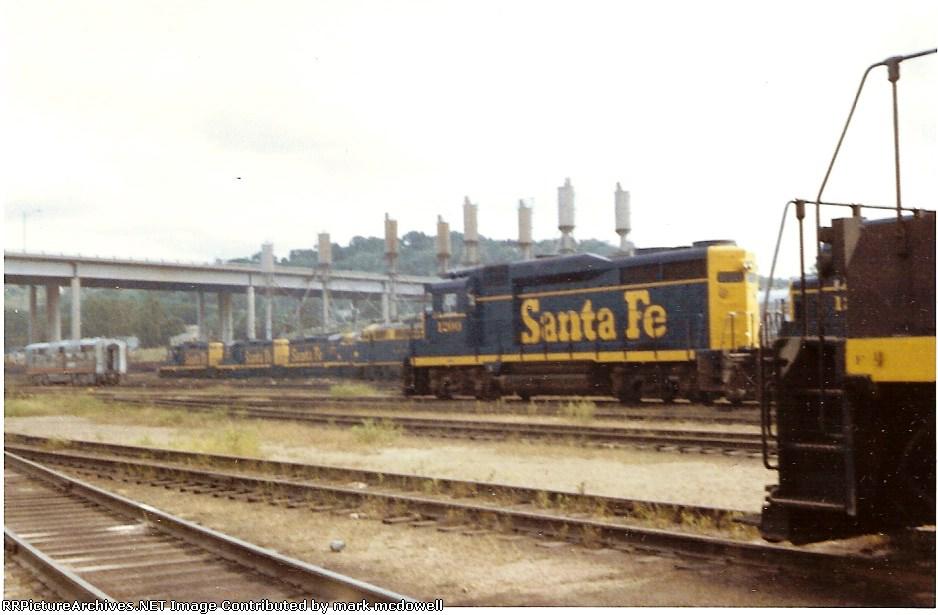 Diesel Shops, 1962