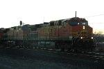 BNSF 4834