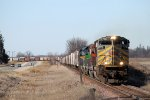 Eastbound KCS Grain
