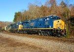 NS X78/ CSX T519 TVA Kingston Coal