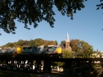 CSX Eastbound at Harpers Ferry on the Valley Line