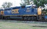 CSX 6091 on Y101