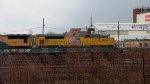 New UP SD70ACe #8680