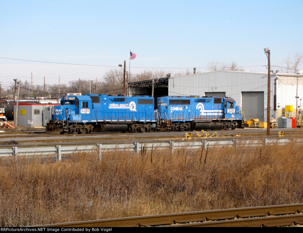 NS 5286 and 3026