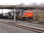 CN 2302 and NS 9129