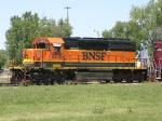 BNSF 8018