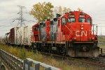 CN 7083 & CN 7272