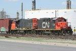 CN 4772 & CN 7031