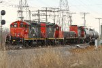 CN 7226, CN 7277, CN 259 & CN 7256