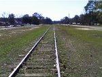 HOG Track facing west