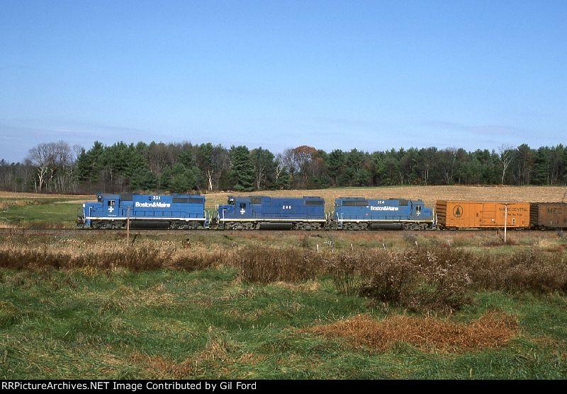 B&M 301-208-304