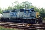 CSX 6643