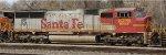BNSF SD75M 8215