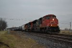 CN 331 CN 8870 West, Mile 26.15 Strathroy Sub