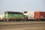 Bumping boxcars