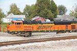 BNSF 9259 Glistening orange