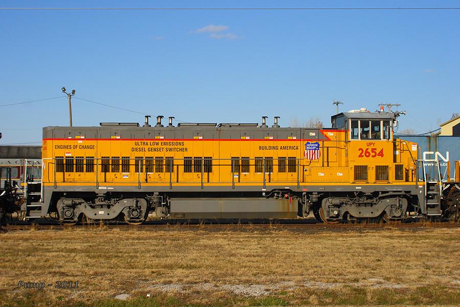 UPY 2654 - RPI RP20GE