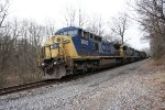CSX 7883, 7585 and 8247