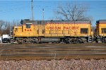UPY 546, EMD GP15-1, ex CN&W 4401, at UP's West Chicago Yard