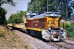 Rail train.