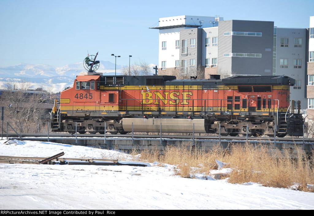 BNSF 4845