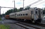SEPTA Camp Car 601