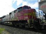 ATSF C44-9W 652