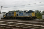 Here comes the CSX local