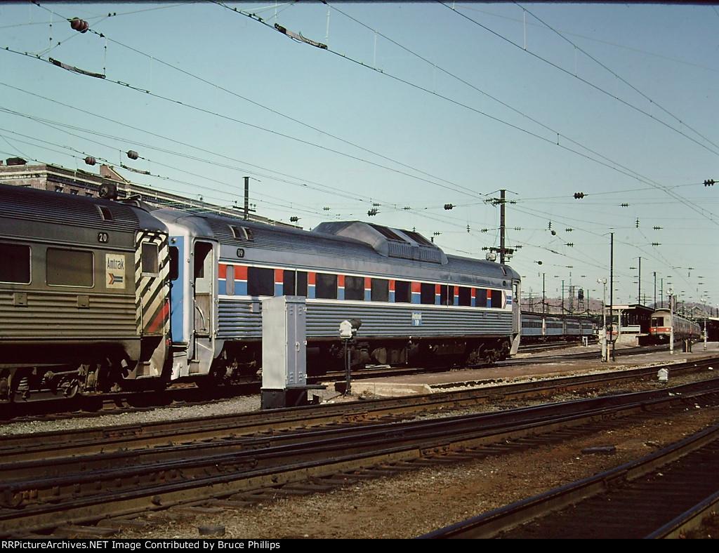 AMTK 19 Budd RDC-1 - 1976