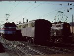 Amtrak New Haven Motor Storage Yard - 1976