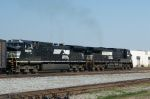 NS train 314 heads toward Norris Yard