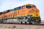 Sitting Patiently to Roll Eastbound with the S LHT-LDR, BNSF 6833 waits for the Hot Z9 to pass Her.