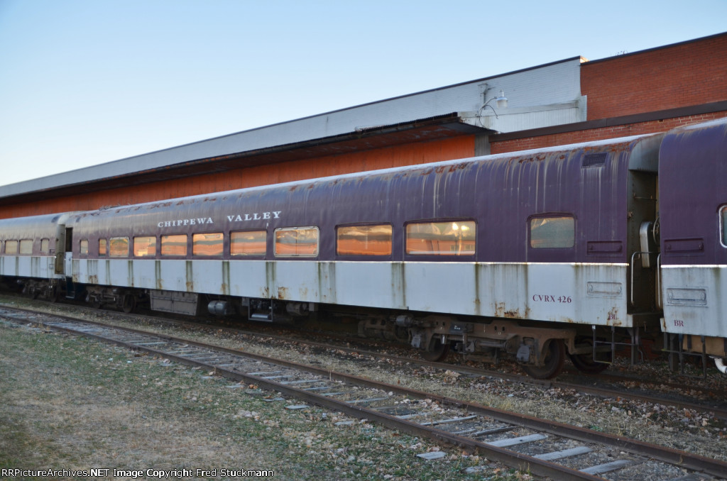 Former CP 2255/AC 426.