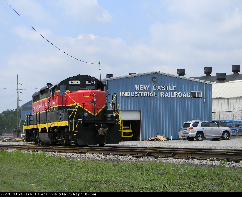 New Castle Industrial #4032