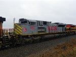KCS SD70ACe 4007